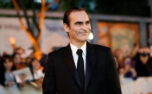Joaquin Phoenix je novi Joker. FOTO: Reuters Foto Mario Anzuoni Reuters