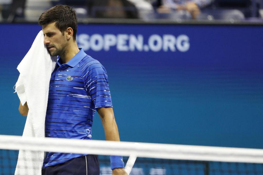 FOTO:Novak Đoković predal dvoboj proti Stanu Wawrinki