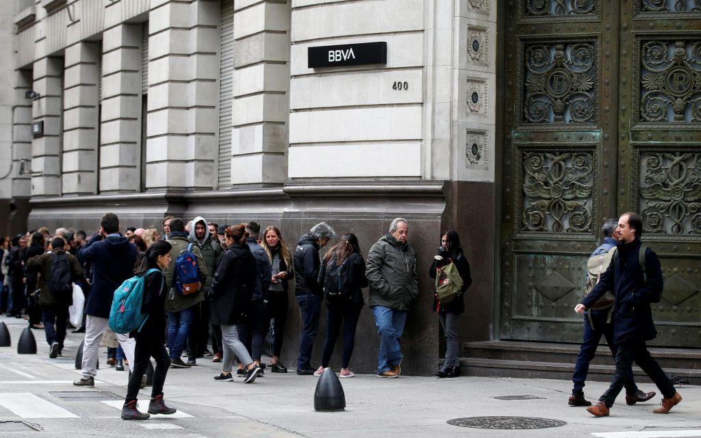Ključni dnevi za argentinsko gospodarstvo