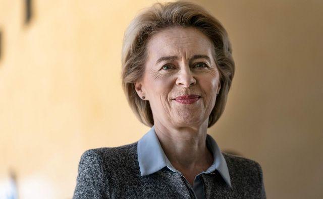 Ključno vlogo pod Ursulo von der Leyen naj bi imela izvršna podpredsednika, Nizozemec Frans Timmermans in Danka Margrethe Vestager.