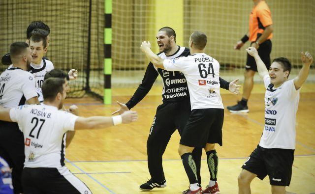 Riko Ribnica je v prejšnji sezoni premagala prvake iz Celja. FOTO: Uroš Hočevar