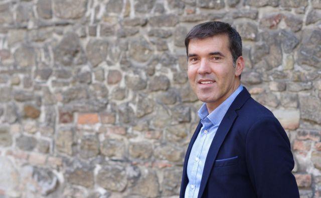 Mario Galunič, prvi gospod nacionalne televizije.<br /> FOTO: Grega Kališnik