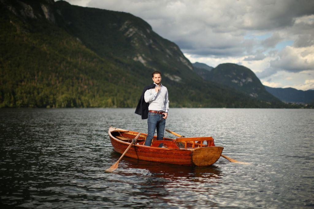 FOTO:Kdo je Damian Merlak, eden od najbogatejših Slovencev