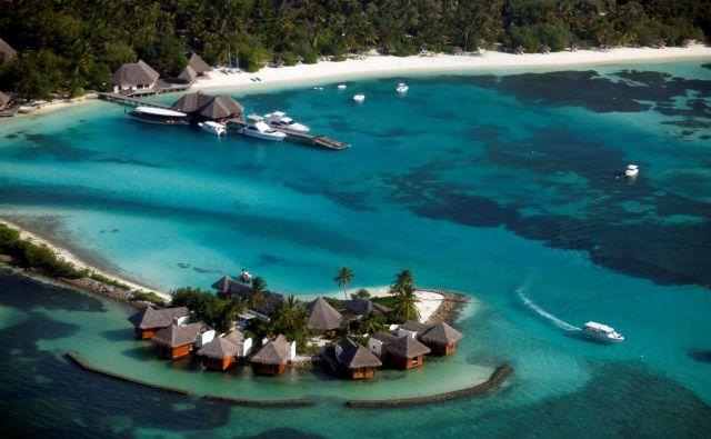 Elp plus in Peja povezuje tudi poslovanje z istim podjetjem na Maldivih, ki je v večinski lasti Edvina Pejoviča. Foto Reuters