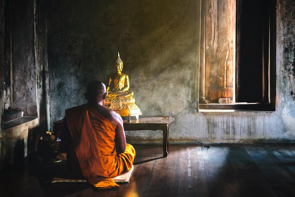 Budistično premagovanje stresa