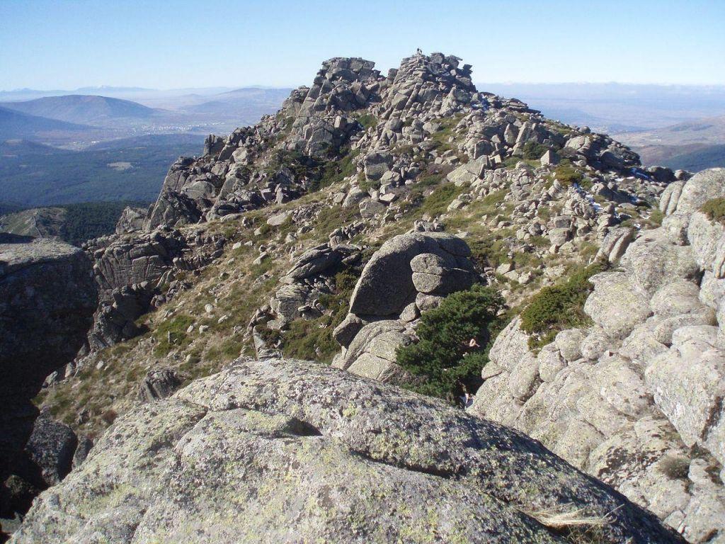 Blanco Fernandez Ochoo našli na vrhu Peñote