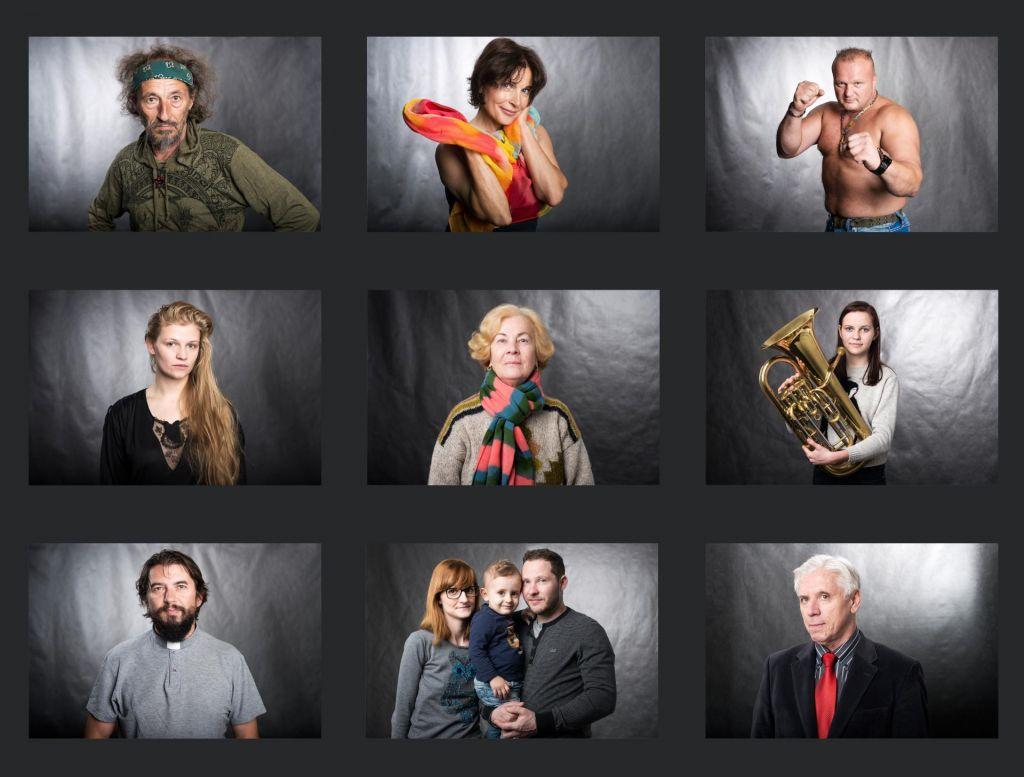 FOTO:Mestni album Slovenj Gradca