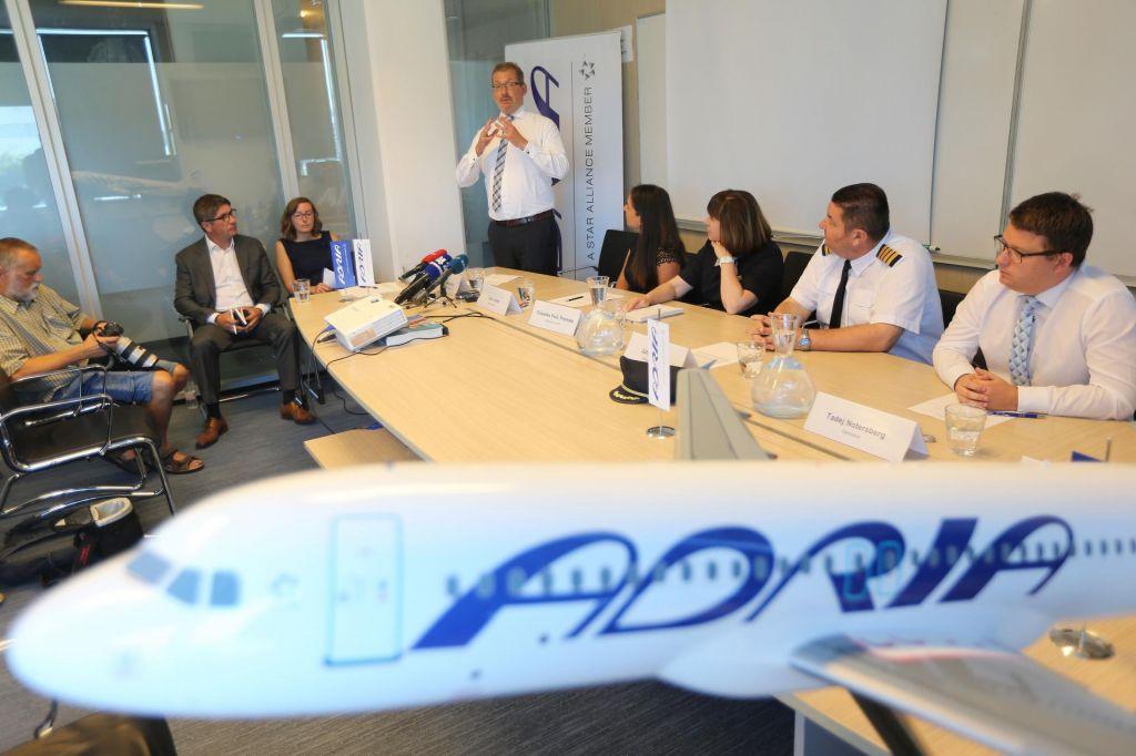 Piloti in Adria Airways še brez dogovora
