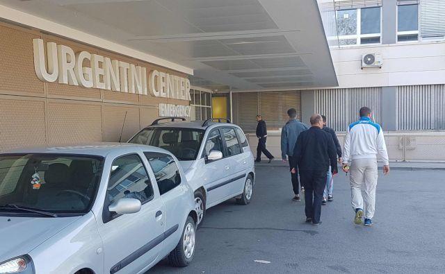 Danes v novomeški bolnišnici ob sumu na možgansko kap ukrepajo veliko hitreje. FOTO: Tanja Jakše Gazvoda