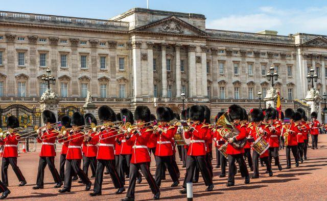 Buckinghamska palača išče pomočnika glavne gospodinje. FOTO: Shutterstock