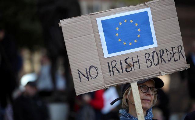 Razgradnja evropskih vrednot lahko stane veliko več kot najhujša oblika brexita. FOTO: Hannah Mckay/Reuters