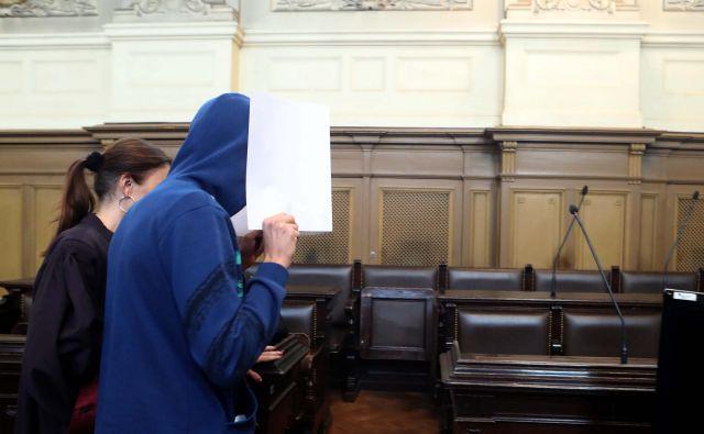 Tim Črnjavič je obtožen poskusa uboja in tatvine. FOTO: Igor Mali