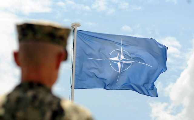 NATO peace-keeping mission KFOR marks 20th anniversary of their formation during a ceremony in Pristina, Kosovo, June 11, 2019. REUTERS/Laura Hasani - RC16AFD71590 Foto Laura Hasani Reuters