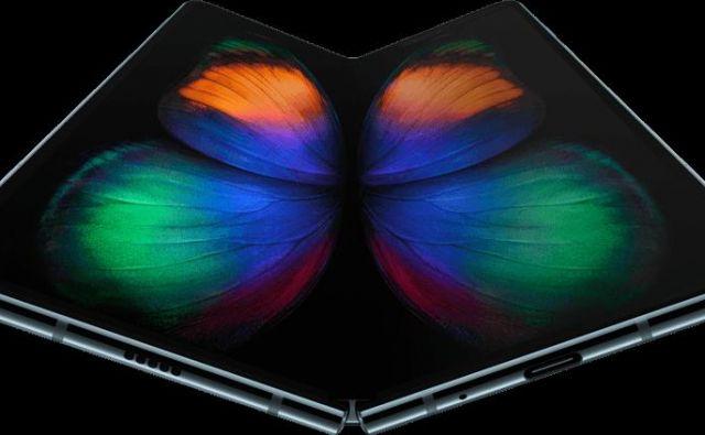 Samsung Galaxy Fold. FOTO: Samsung