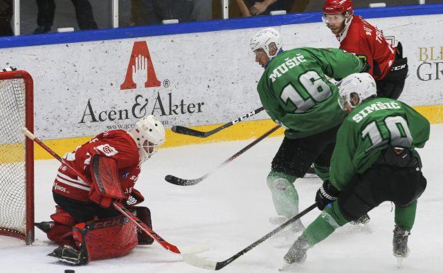 Ljubitelji hokeja pričakujejo nov boj za pokalno lovoriko med SŽ Olimpijo in Sij Acroni Jesenicami. Foto: Jože Suhadolnik