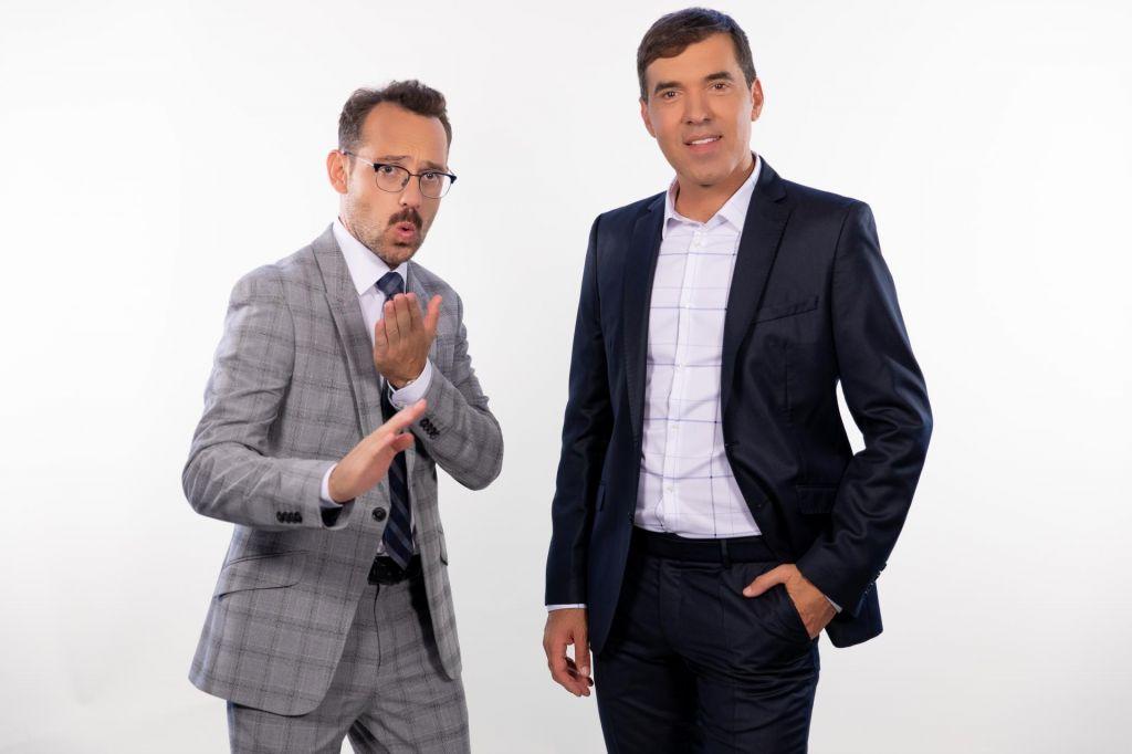 Mario Galunič in Jože Robežnik: Varanje je dovoljeno, a ljubosumje ostaja