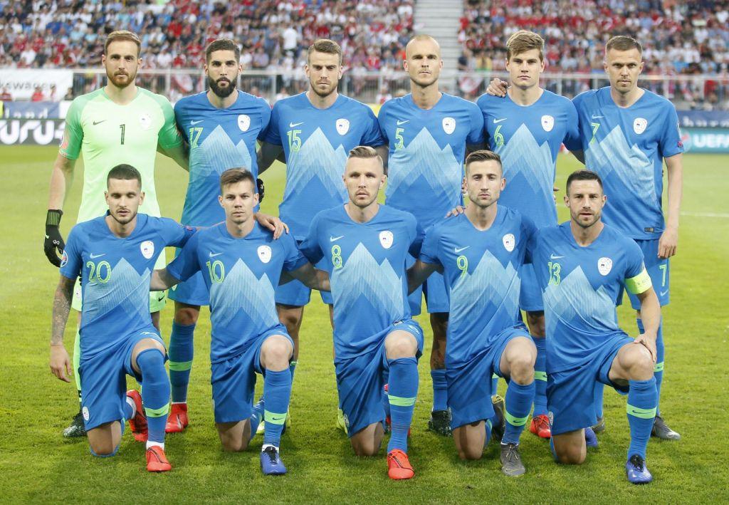 FOTO:Premagovali so tudi močnejše, kot je Poljska