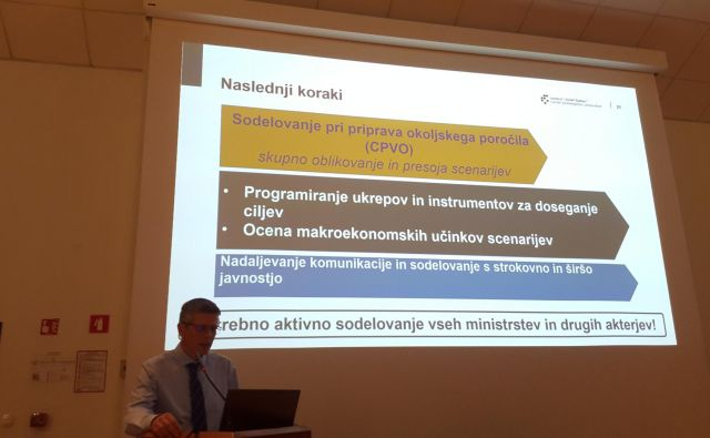 Ukrepe je treba še izpiliti in jih tudi makroekonomsko oceniti, pravi Stane Merše. FOTO: Borut Tavčar/Delo
