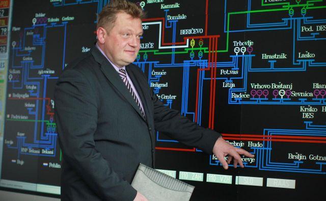 Ministrica Alenka Bratušek bi še lomastila po energetiki. Po Sodo bi šla tudi nad Eles, ki ga vodi Aleksander Mervar. Skupina Eles je lani ustvarila več kot 500 milijonov evrov prihodkov in okoli 17 milijonov evrov dobička. FOTO: Jure Eržen/Delo