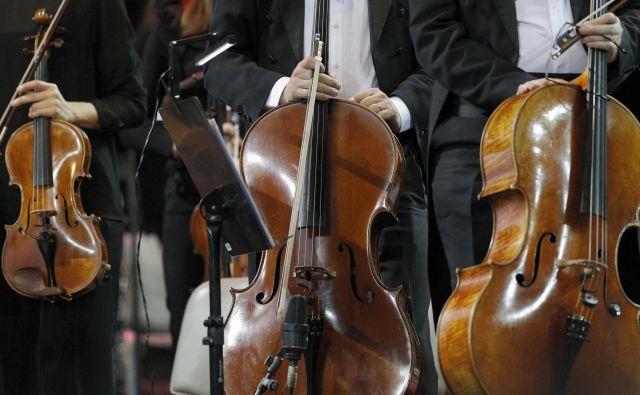 Andrej Čadež: »Zaključujem z željo, da bi o tem razmišljal tudi »orkester« ljubljanske Univerze.« Foto Mavric Pivk/delo