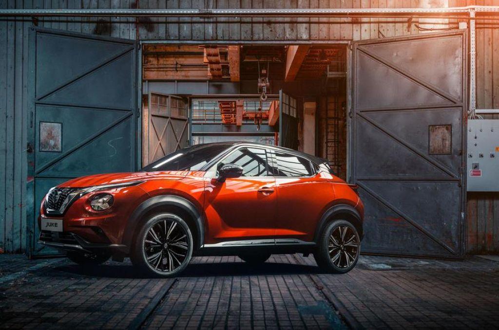 FOTO:Nissan juke je čisto nov