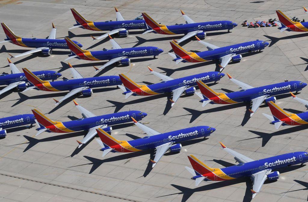 Evropa ne verjame Američanom, da je boeing 737 max varno letalo