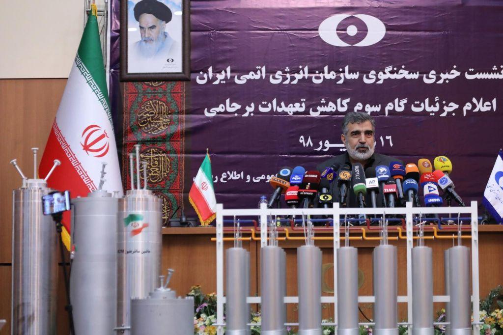 Iran bi lahko s hitrejšimi centrifugami obogatil uran na 20 odstotkov