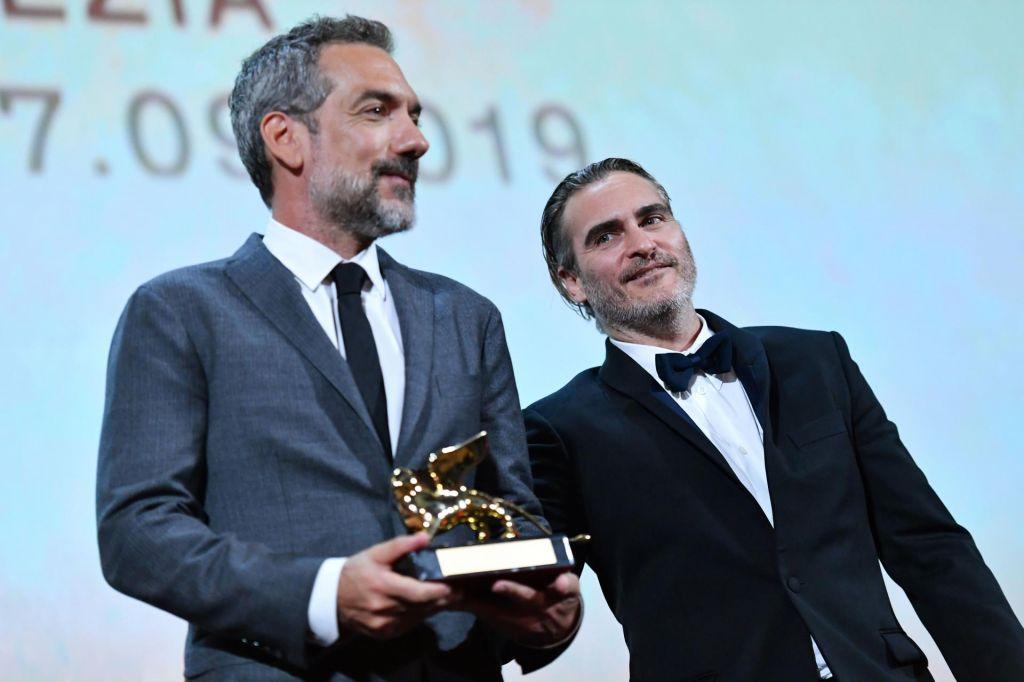 FOTO:Zlati lev filmu Joker Todda Phillipsa, srebrni za režijo Polanskemu