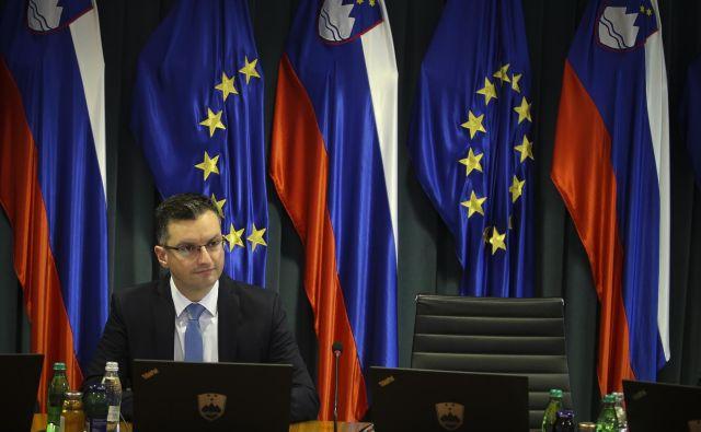 LMŠ je od februarja vodilna po merjenju Mediane, pred SDS, na tretjem mestu se večinoma izmenjujeta SD in Levica. FOTO: Jože Suhadolnik/Delo