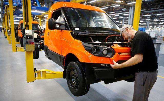 Za rast izvoza je bila zaslužna trgovina z nečlanicami EU, v katere so nemška podjetja julija izvozila 9,8 odstotka več kot mesec prej. Foto Reuters