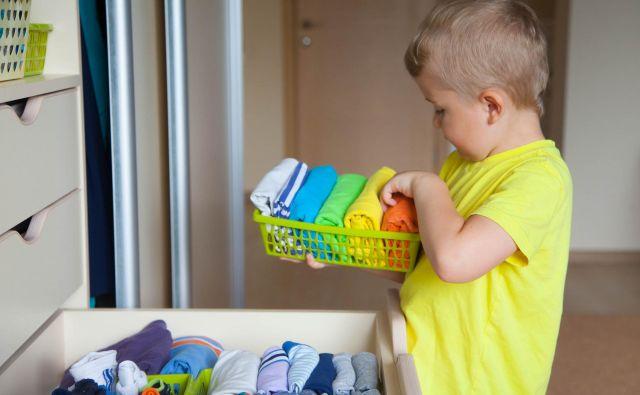 Zelo pomembno sporočilo metode <em>konmari </em>je, da doma ni treba ničesar spreminjati ali kupovati novega pohištva. FOTO: Shutterstock