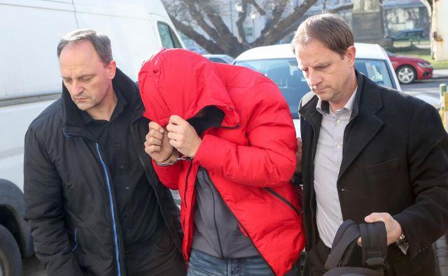 Danilo Lavrinc se bo na sodišču skupaj s Filipom Didovićem o krivdi izrekel 7. oktobra. FOTO: Marko Feist