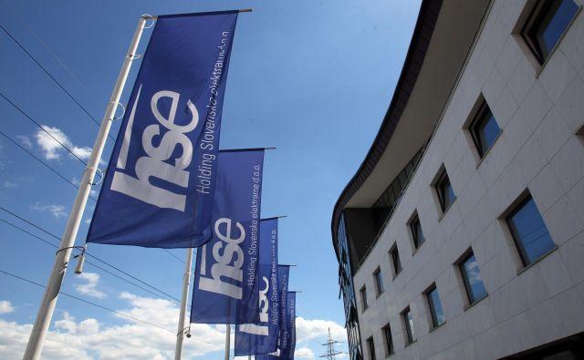 HSE ima višjo bonitetno oceno. FOTO: Blaž Samec/Delo