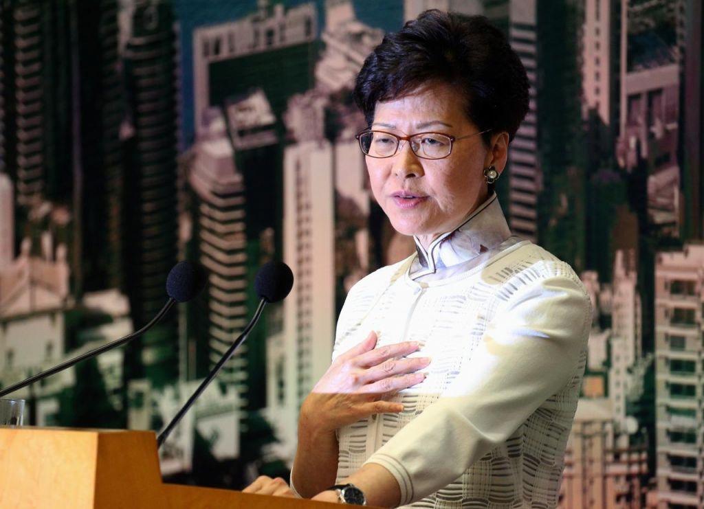 Protagonista današnjega Hongkonga