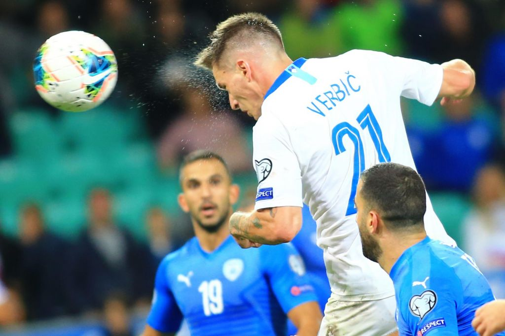 FOTO:Slovenija po infarktni končnici do tretje zmage in drugega mesta