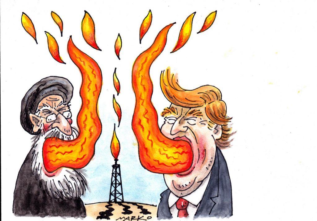 Doseg bližnjevzhodne diplomacije