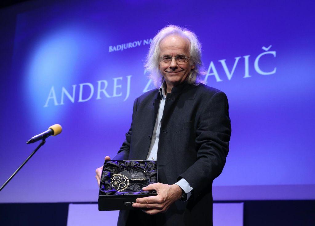 Badjurova nagrada Andreju Zdraviču