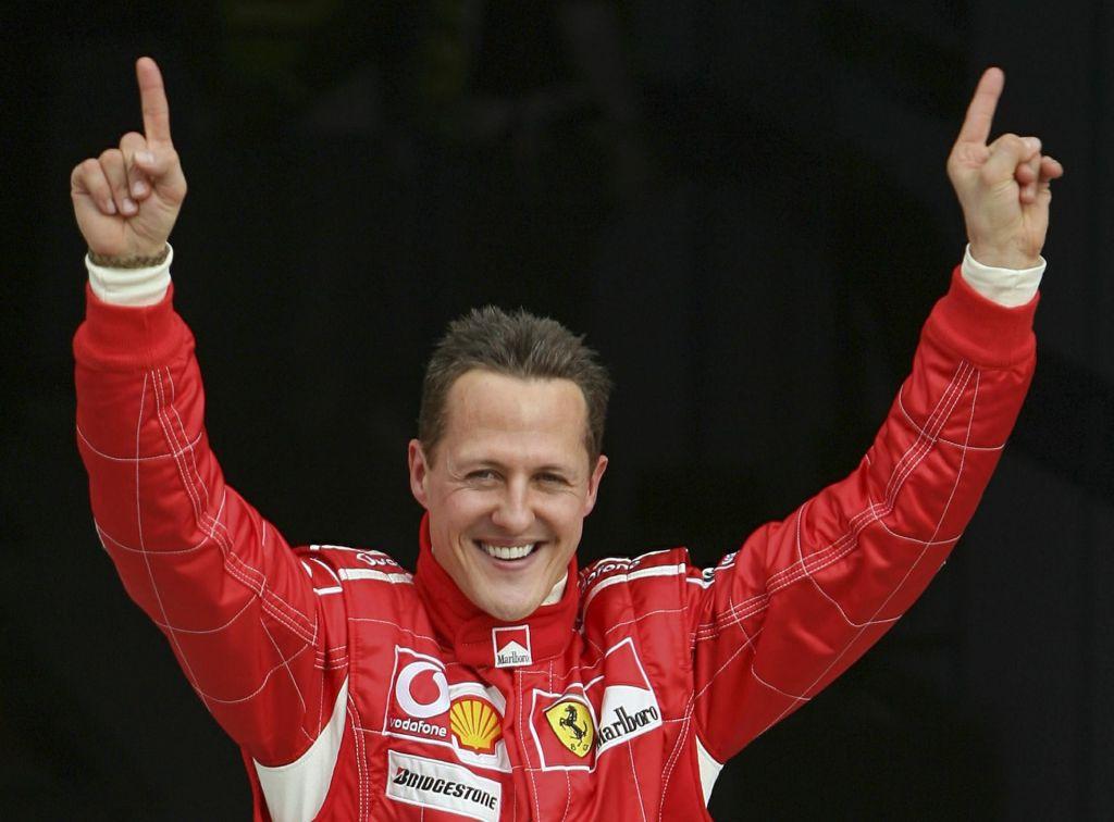 Michael Schumacher na »skrivnostni terapiji«