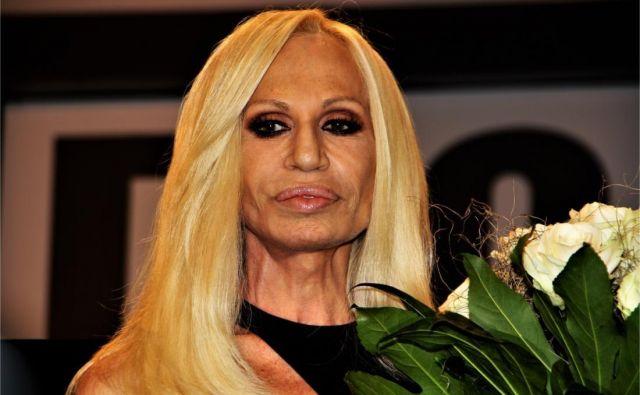 Na nek način se je Donatella Versace z nakupom vile vrnila k svojim koreninam. FOTO: Shutterstock