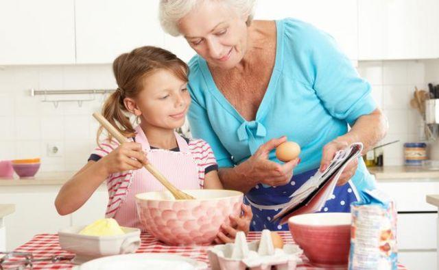 Ni tako napačno, če veste, kakšna je razlika med vašo prehrano in prehrano vaših <strong>babic</strong>. Davek na to bodo namreč plačevali potomci. Foto: Shutterstock