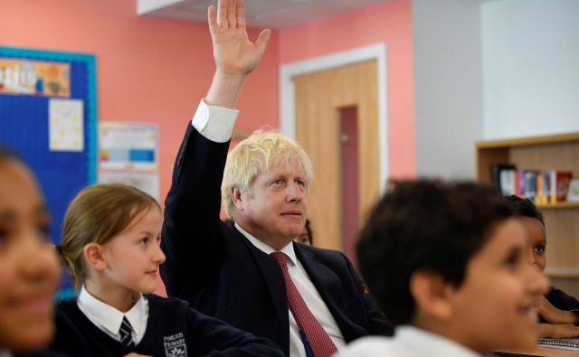 Boris Johnson je svojim podpornikom zagotovil, da v nobenem primeru ne namerava zaprositi za nov odlog Foto: Afp