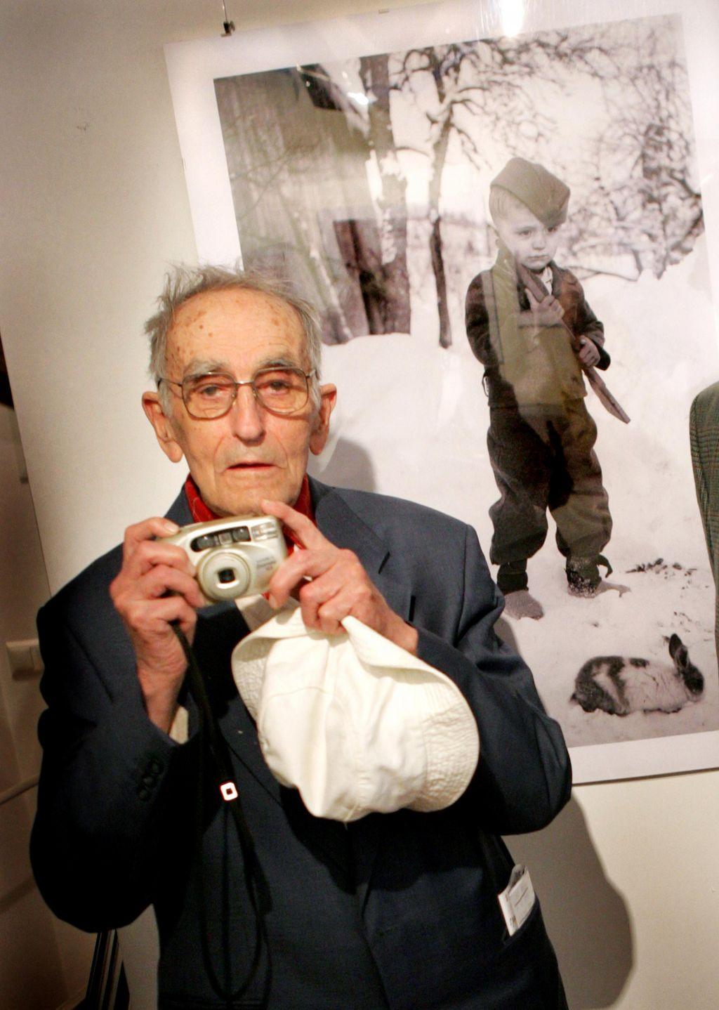 Edi Šelhaus: Pred zaprtjem retrospektivne fotografske razstave