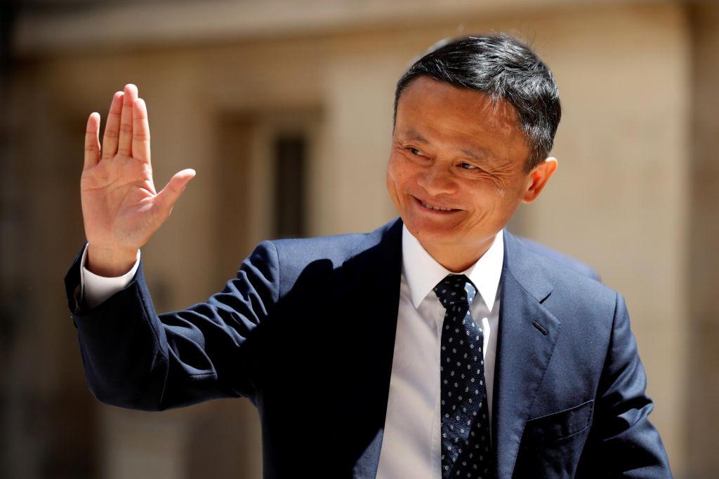 Ustanovitelj Alibabe se je upokojil