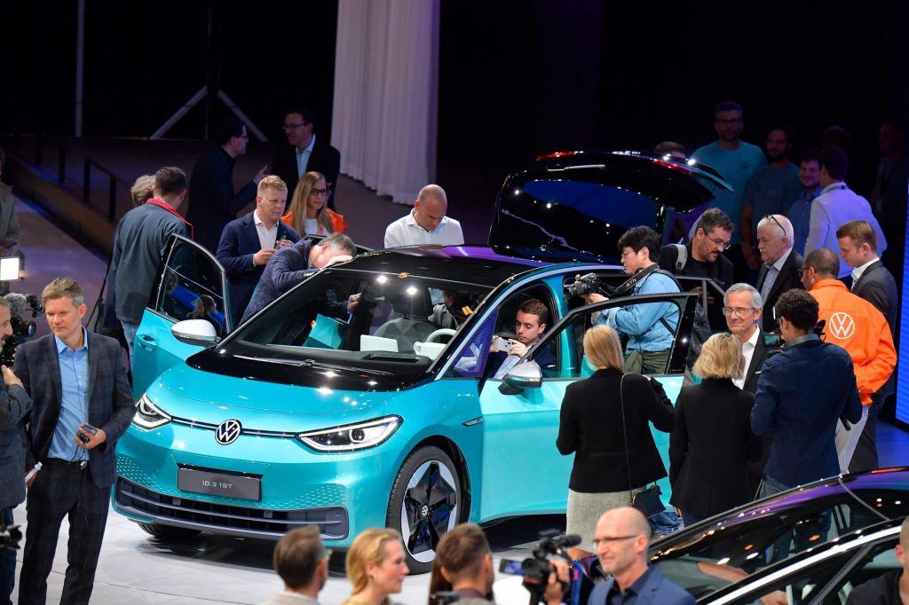 FOTO:Najbolj zanimivi avtomobili iz Frankfurta