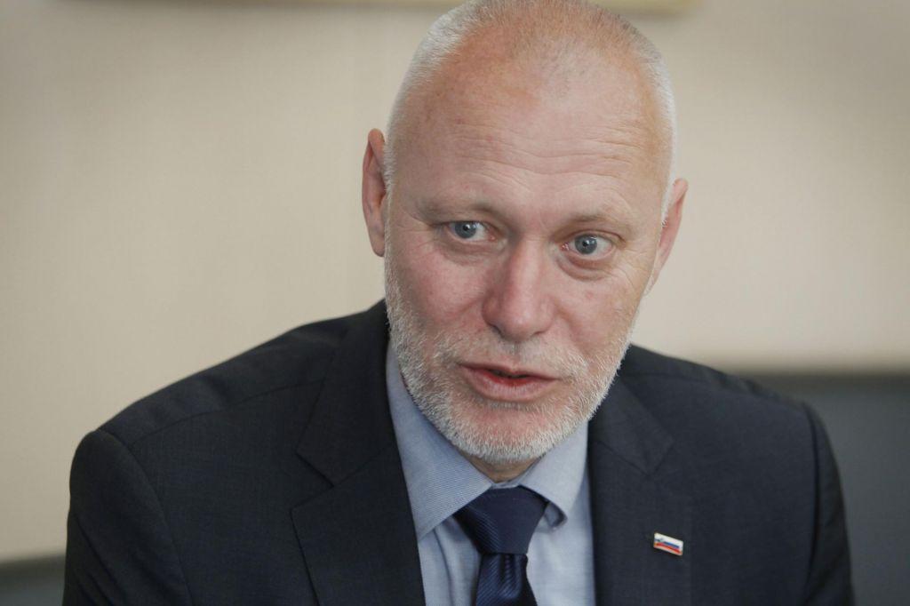 FOTO:»Skrbi me, da je Hrvaška dobila resor za demokracijo, čeprav se stanje demokracije tam slabša«