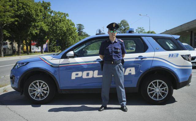Italijanska prometna patrulja