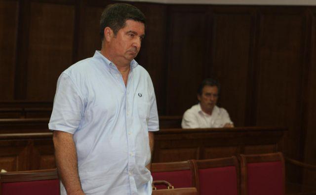 Robert Časar je moral zaradi spornih poslov že večkrat na sodišče. FOTO: Boris Šuligoj/Delo