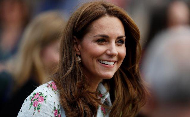 Vojvodinja Cambriška je poudarila pomen časa, ki ga z najmlajšimi preživimo v naravi. FOTO: Reuters