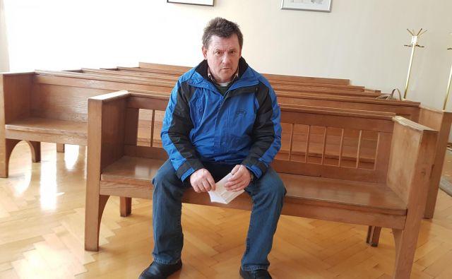 Jožeta Murna je smrt prijatelja zelo prizadela. FOTO: Tanja Jakše Gazvoda