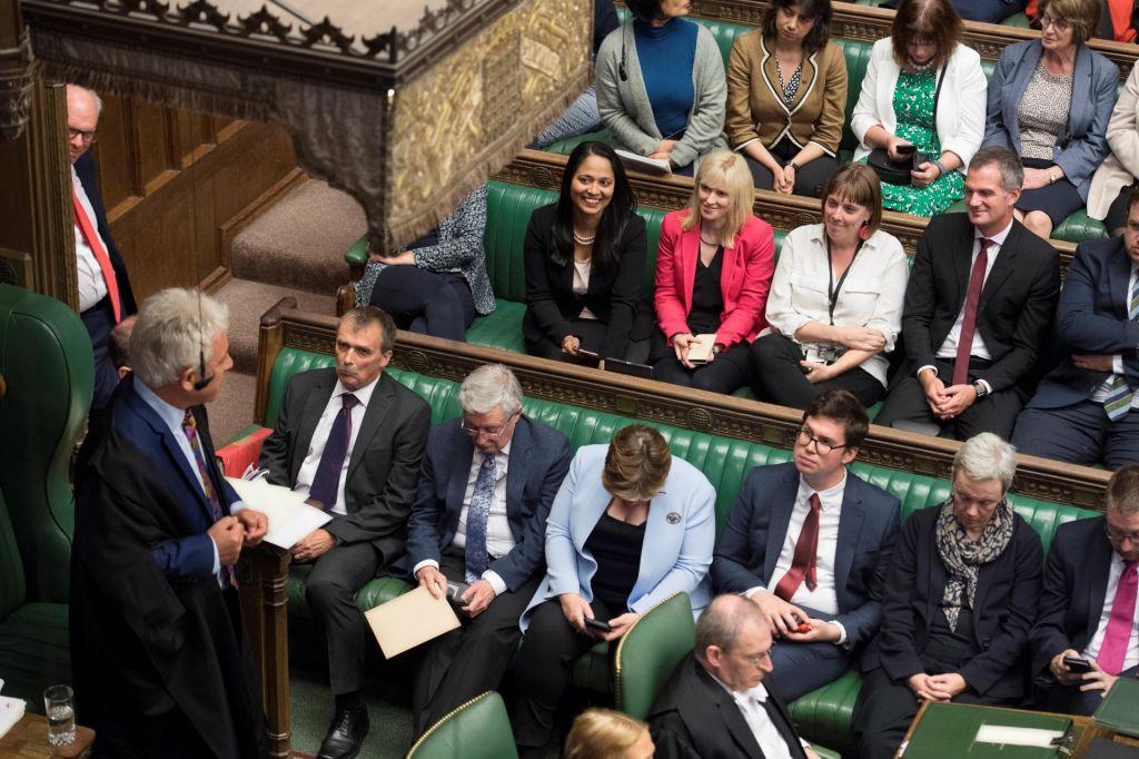 Razpustitev parlamenta po mnenju škotskih sodnikov nezakonita